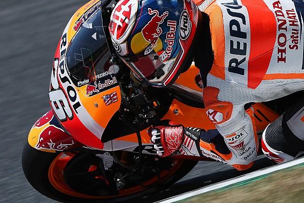 """MotoGP Noticias de última hora Pedrosa: """"Es difícil saber cuanta ventaja tendremos"""" sobre Yamaha en Barcelona"""