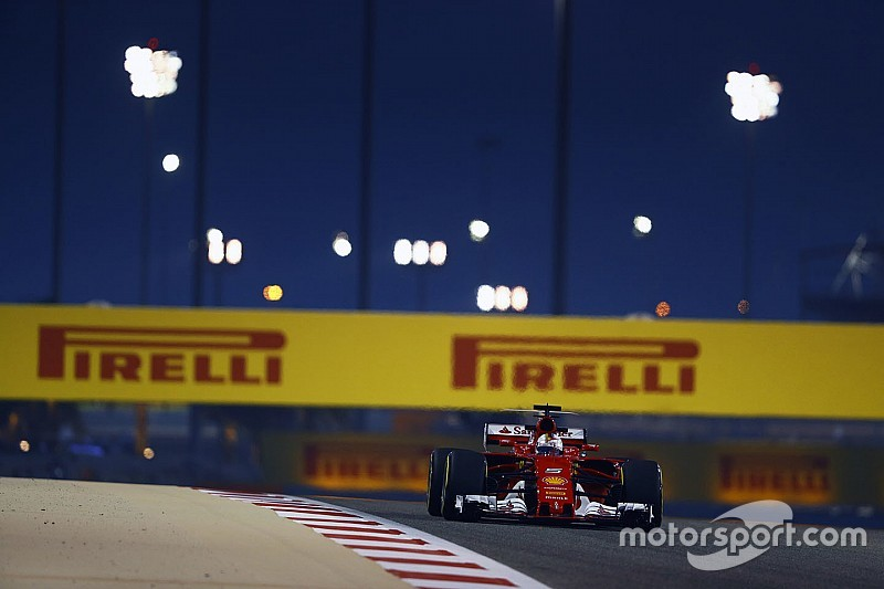 【F1】バーレーンGP FP2:ベッテル、僅差でボッタス抑え連続トップ