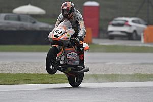 CIV Moto3 Gara Delbianco regala a Biaggi la prima vittoria da team manager al Mugello