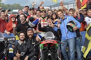 CIV Superbike Gara Pirro, un'altra impresa dopo il titolo: cade, ma va a vincere Gara 2!