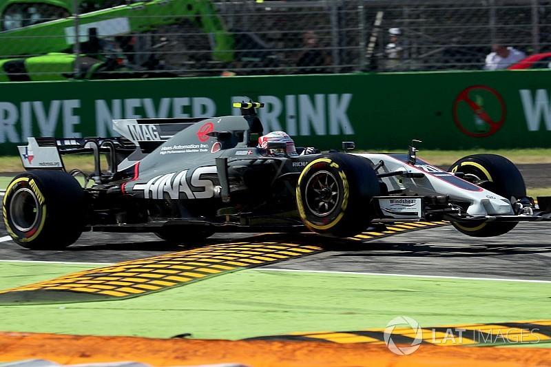 Magnussen se irrita com fechada, Verstappen dá de ombros
