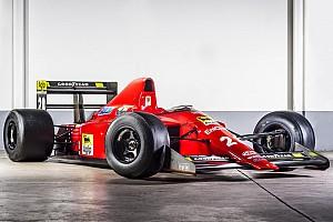 Formula 1 Analisi Le mitiche Ferrari di F.1: 640 con il cambio semi-automatico al volante