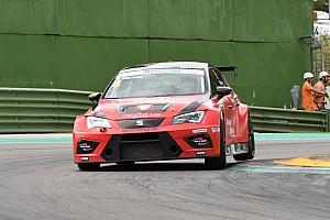 TCR Italia Prove libere Nicola Baldan subito velocissimo nelle Libere di Monza