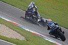 Superbike-WM Fotostrecke: Der Sofuoglu-Caricasulo-Mahias Crash
