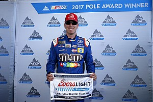 NASCAR Cup Qualifiche Kyle Busch regola Truex e centra la pole a Pocono