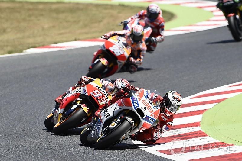 Marquez hâlâ Lorenzo'nun yarış kazanabileceğine inanıyor