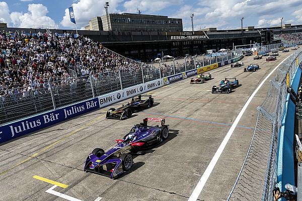 El aumento de potencia en las carreras de Fórmula E es