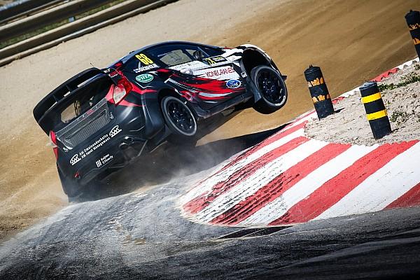Gronholm in WRX team talks with Hyundai