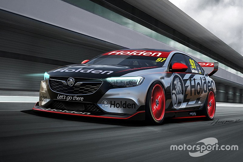 New Commodore Supercar to be shaken down today