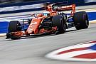 McLaren : Avec Honda,