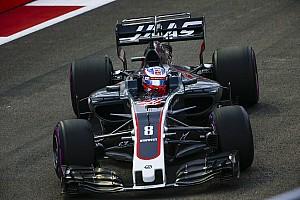Formel 1 News F1 2017 in Sepang: Haas hofft auf Bremsen-Durchbruch
