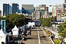 La parrilla de salida del ePrix de Montreal