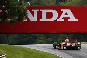 IndyCar Reporte de prácticas Hunter-Reay logra el primer sitio en la segunda libre y Gutiérrez en 19