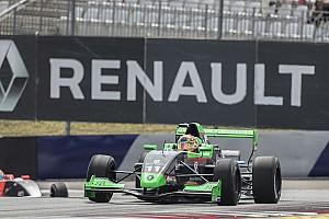 Formula Renault Reporte de calificación Fenestraz barrió con las poles en Spa