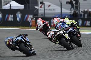MotoGP Ultime notizie La MotoGP allunga le libere del venerdì al Sachsenring