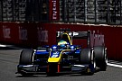 """FIA F2 Renault F1 protege Rowland hits out at """"ridiculous"""" penalty"""