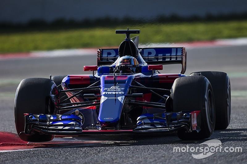 Sainz imagine difficilement Toro Rosso en Q3 à Melbourne