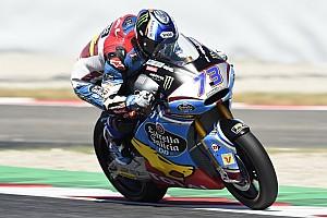 Moto2 Race report Moto2 Catalunya: Marquez tampil dominan, Morbidelli terseok