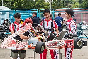 卡丁车 突发新闻 MARS Racing Team强势出击AKOC,张昊鹏第五起步