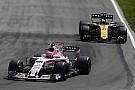 Force India: Nico Hülkenberg ist (noch) besser als Esteban Ocon