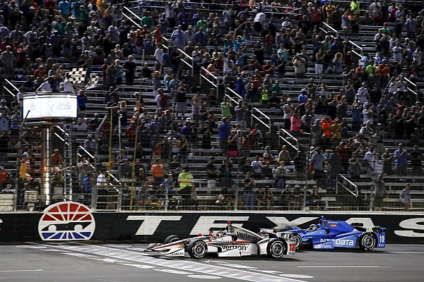 """""""I knew it would be a pack race,"""" says Power after wild Texas round"""
