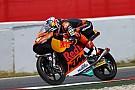Moto3 Martin neemt macht over in tweede training, P10 Bendsneyder