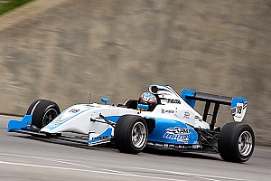 Pro Mazda Breaking news New Pro Mazda to make official test debut in October