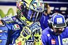 Tak dapat imbangi Tech 3, Rossi frustrasi