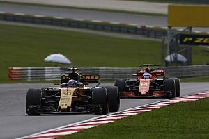 F1 Noticias de última hora Renault no tiene miedo a McLaren en 2018