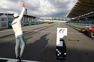 Fórmula 1 Crónica de Clasificación Hamilton logra la pole y Vettel saldrá desde el fondo