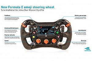 Formel E News Formel E testet in Mexiko Live-Emoji-Technologie