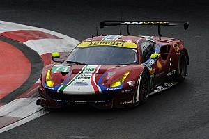 WEC Intervista Per la Ferrari una pole che non è frutto del caso