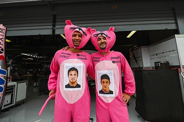 Die schönsten Fotos vom F1-GP Italien in Monza: Donnerstag