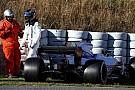 В Williams допустили досрочное прекращение тестов