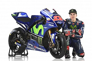 MotoGP Interview Vinales will have equal status with Rossi, predicts crew chief