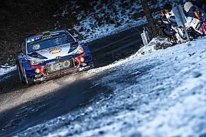 WRC Breaking news Monte Carlo WRC: First stage cancelled after Paddon crash