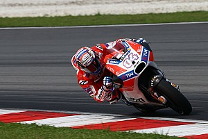 MotoGP Breaking news Dovizioso says winglet loss helping Ducati with turning