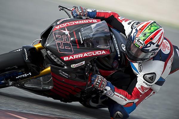 【WSBK】ニッキー・ヘイデン「ホンダのバイクをまだ改善できていない」