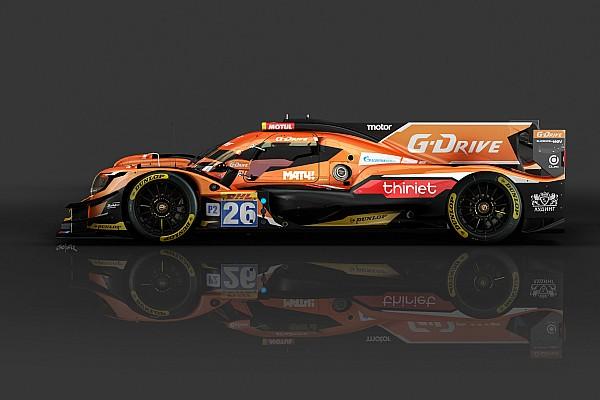 G-Drive Racing показала машину для нового сезона WEC