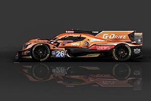WEC Новость G-Drive Racing показала машину для нового сезона WEC