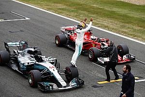 F1 Noticias de última hora Hamilton no esperaba ser dominante en la calificación