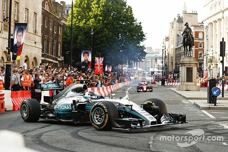 El alcalde de Londres cree que una carrera de F1
