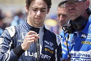 IndyCar Noticias de última hora Gutiérrez en duda para correr en Toronto tras choque
