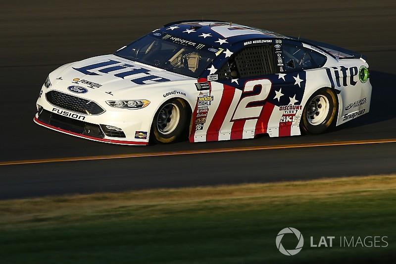 """Brad Keselowski: """"Es ist Zeit für ein neues NASCAR-Auto"""""""