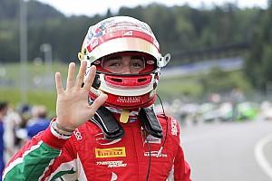 FIA F2 Preview Les enjeux F2 - Leclerc reçu 5 sur 5