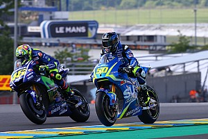 MotoGP Ergebnisse MotoGP 2017 in Le Mans: Die Startaufstellung in Bildern