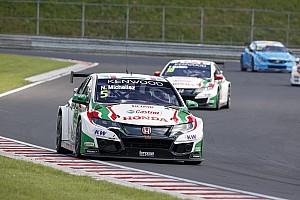 WTCC Actualités Les Honda allégées pour la Nordschleife