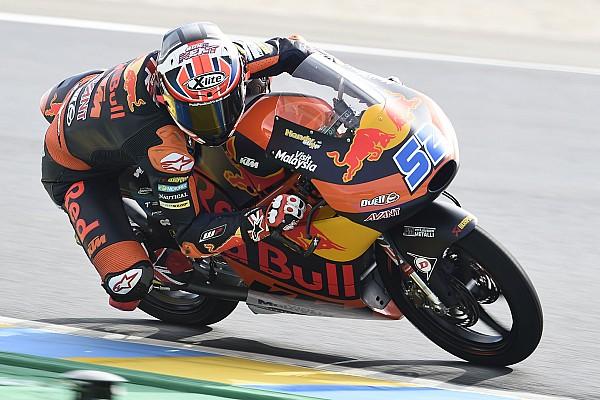 Moto3 Breaking news Kent gets second KTM Moto3 outing at Sachsenring