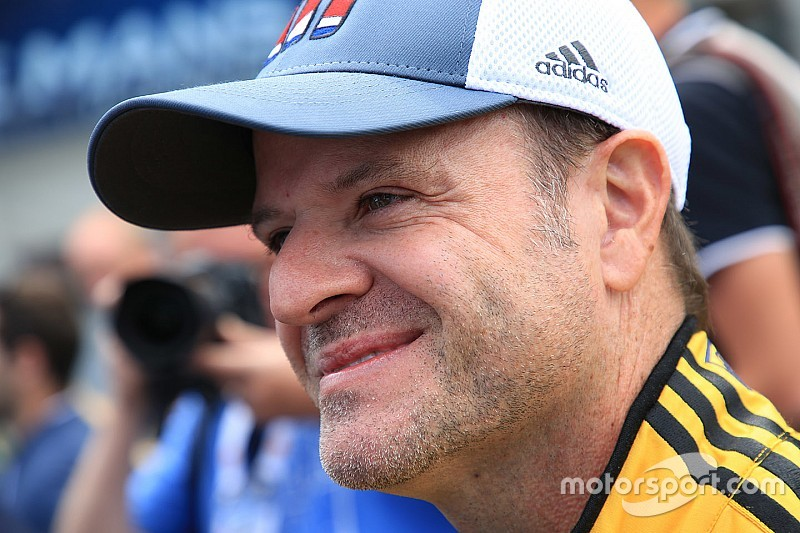 Barrichello, JDC-Miller Cadillac ile Daytona 24 Saat'e katılacak