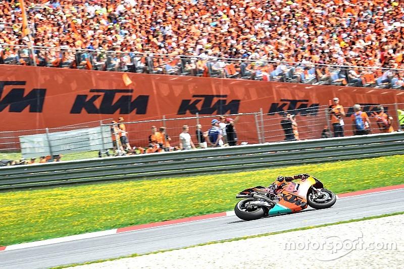 A KTM még nagyon sokra viheti a MotoGP-ben